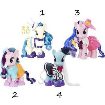 B5364 My Little Pony Пони-модницы в ассортименте