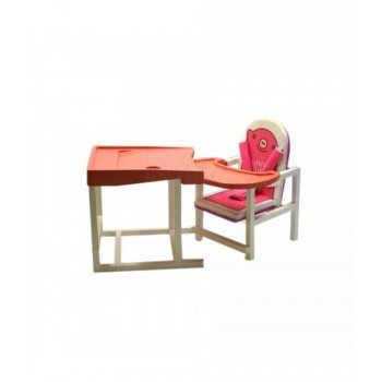 BABYS Стул-стол для кормления PIGGY Розовый PIGGY