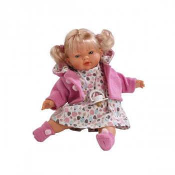 LLORENS: Кукла Ариана 33см, блондинка