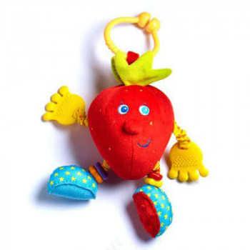(410)Развивающая игрушка клубничка Салли, серия \