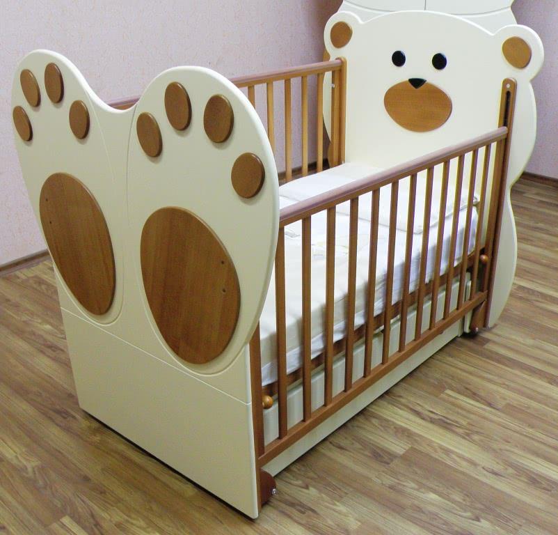 Детские кроватки — комфорт и здоровье вашего малыша