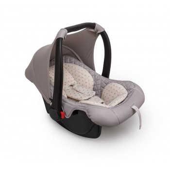 """Детское автомобильное кресло Happy Baby """"SKYLER V2"""" stone, 0-12 мес., 0-13 кг,"""