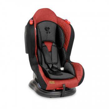 Автокресло Lorelli  Jupiter 0-25 кг. Красно-черный / Red&Black 2040
