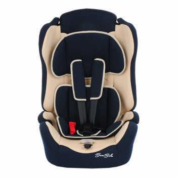 BAMBOLA Удерживающее устройство для детей 9-36 кг PRIMO Т.Синий/Бежевый 2шт/кор KRES2929