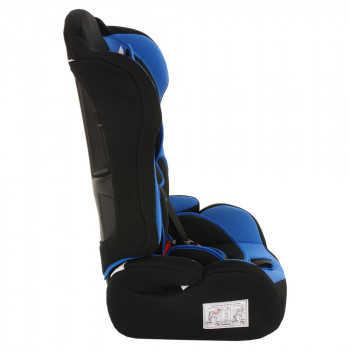 BAMBOLA Удерживающее устройство для детей 9-36 кг PRIMO Черный/Синий 2шт/кор KRES2928
