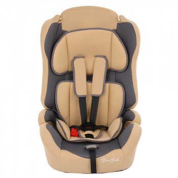 BAMBOLA Удерживающее устройство для детей 9-36 кг PRIMO Серый/Бежевый 2шт/кор KRES2930