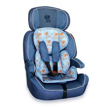 Автокресло Navigator 9-36 кг Blue Cute Bears