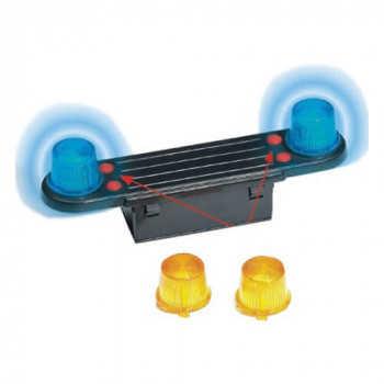 Модуль с мигающими лампочками и звуковыми эффектами для грузовиков