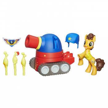 B6010 My Little Pony Хранители Гармонии Чиз сэндвич на праздничном танке