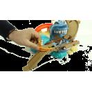 BGK04  Hot Wheels Игровой набор Атака акулы