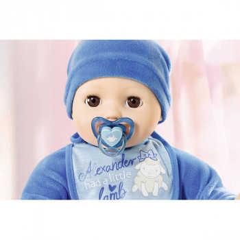 Игрушка Baby Annabell Кукла-мальчик многофункциональная, 43 см, кор. 701-898