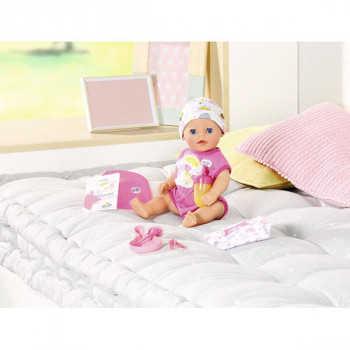 Игрушка My Little BABY born Нежное прикосновение Девочка, 36 см, кор. 827-321