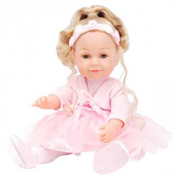 Кукла 40 см с аксессуарами LVY002