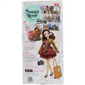 """Кукла Sonya Rose, серия """"Daily collection"""", Путешествие в Италию R4421N"""