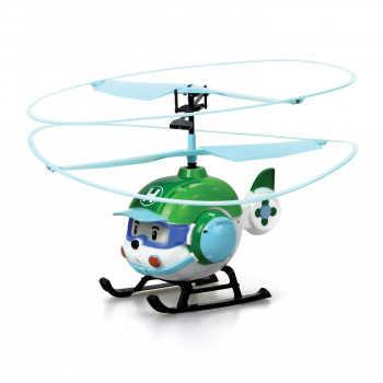 Вертолет Хэли на ИК 83390
