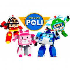 Робокары POLI (107)