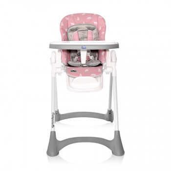 Стульчик Lorelli  CAMPANELLA Розовый / Pink BEARS 2133