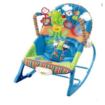 Кресло шезлонг I-baby  Лягушонок