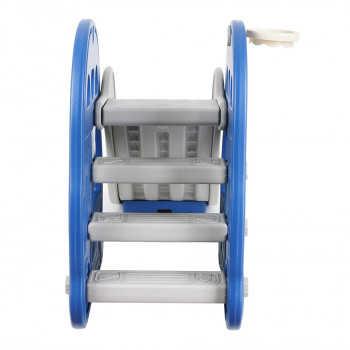 PITUSO Горка с баскет. кольцом МАШИНКА BLUE/ Синий (180*42*81h) L-HT30