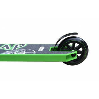Трюковой самокат ATEOX JUMP зеленый/черный 2020 JUMP-G