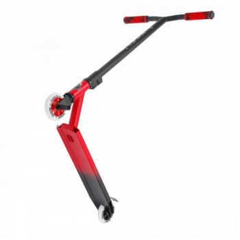 KRAFT красный/черный, HIC, 100 mm, AL + пега