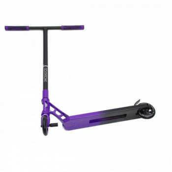 MONK фиолетовый/черный, HIC, 110 mm, AL + пега