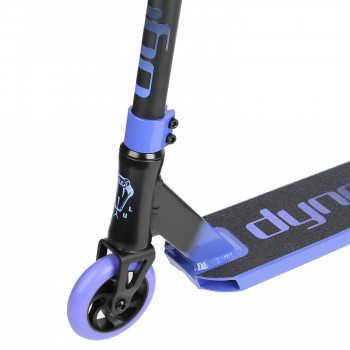 Трюковый самокат  DYNO: самокат черный/фиолетовый