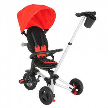 QPlay Велосипед трехколесный NOVA Red красный S700-Red