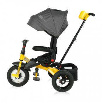 Велосипед Lorelli JAGUAR Черный-желтый/ Black&Yellow 2101