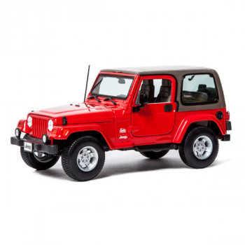 @Машина Jeep Wrangler Sahara 1/18