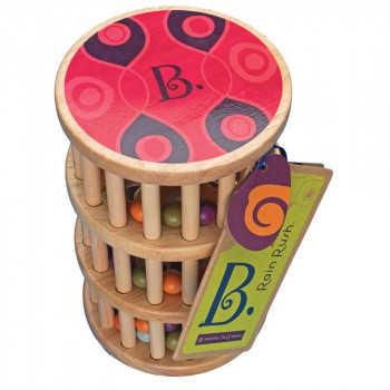 """Развивающая деревянная игрушка """"Шум дождя"""""""