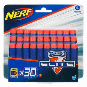 Nerf. N-Strike Elite. Комплект из 30 стрел для бластеров