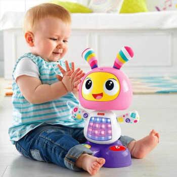 Обучающая игрушка Fisher-Price Смейся и учись БиБель