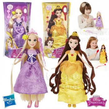 H B5292 DP Модная кукла с длинными волосами и аксесс. (в ассорт.)