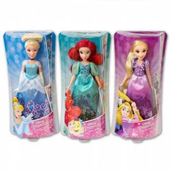 H B5284 DP Классическая модная кукла Принцесса 1 (в ассорт.)