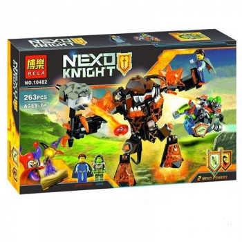 """Конструктор Nexo Knights Bela 10482 """"Инфернокс"""" 263 деталей"""