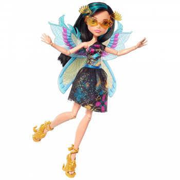 "Крылатая кукла ""Цветочная монстряшка"" Монстер Хай  FCV53"