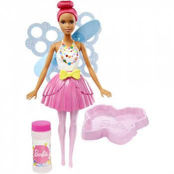 11.DVM96 Barbie. Фея мыльных пузырей Яркая