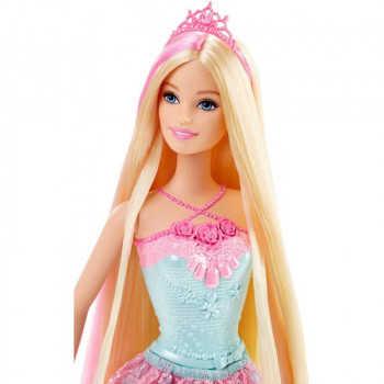 Кукла Barbie Принцесса с длинными волосами DKB60
