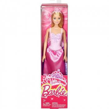 Barbie кукла Принцесса Розовая DMM07