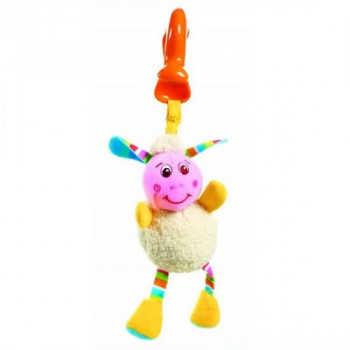 (423) Подвес-погремушка овечка ЛИЛИ