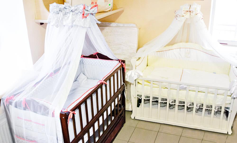 Детские кроватки в интернет-магазине «Мир Игрушек»